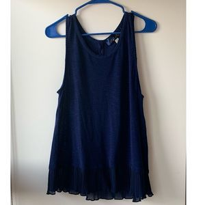 Blue Rain Francescas Top